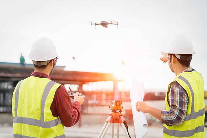 fotogrametria con drones ingeodrone