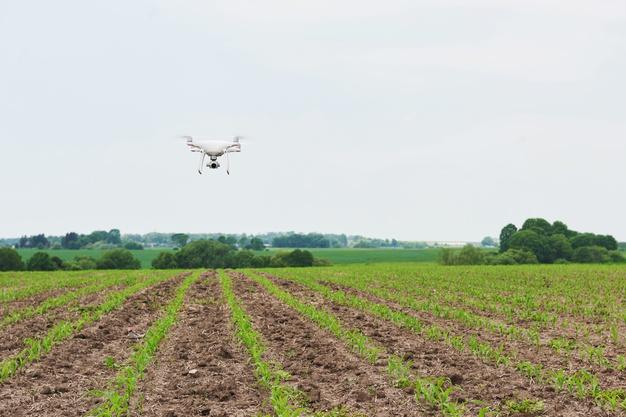 drones agricultura de precision