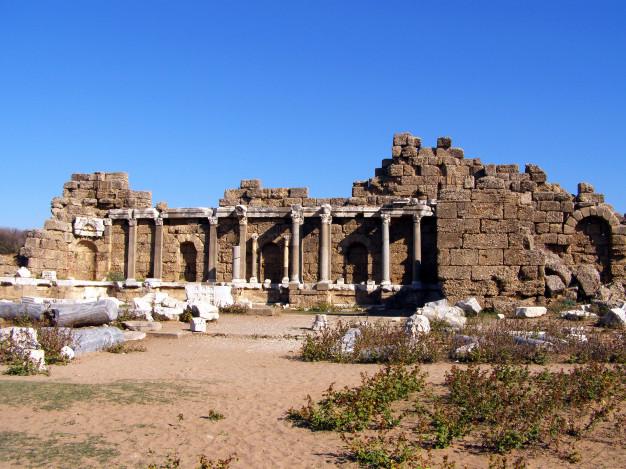 drones en arqueologia y patrimonio