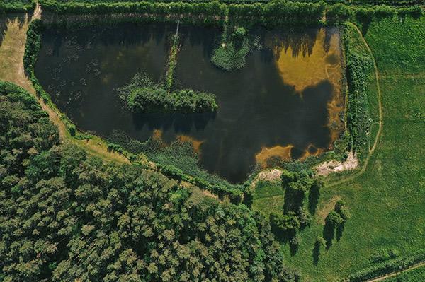 levantamientos topográficos sector hidrográfico drones