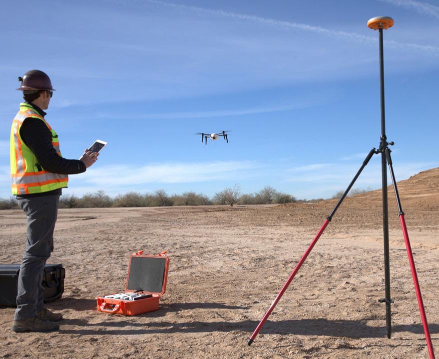 levantamientos topograficos con drones madrid