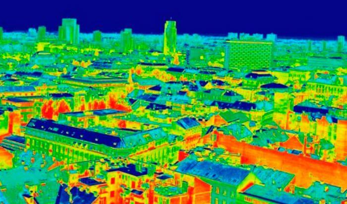 Drones para Inspección Tecnica e Informe Evaluacion Edificios